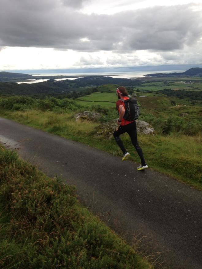 Wales Running