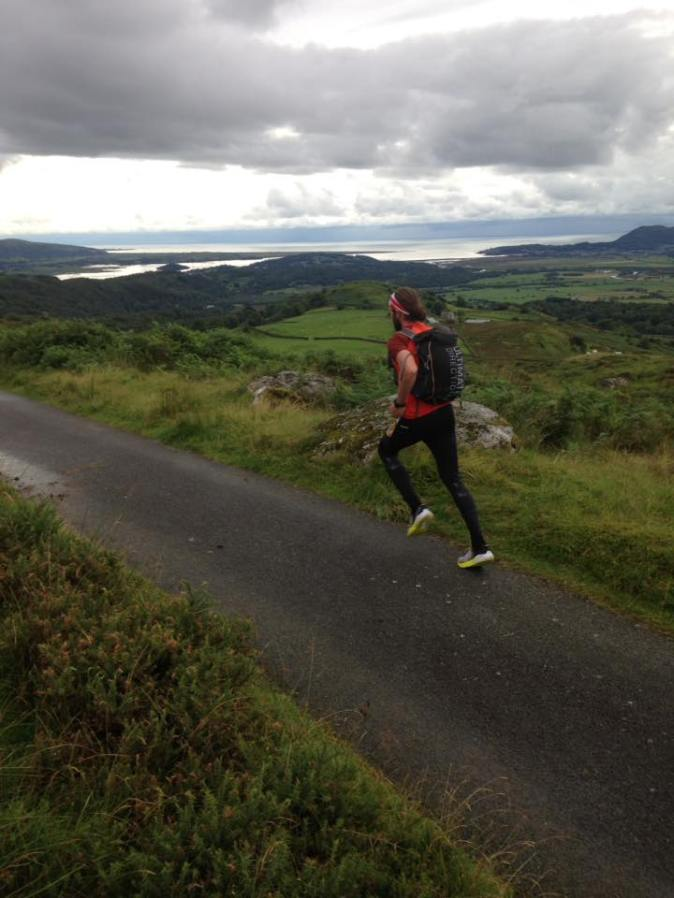Wales Running